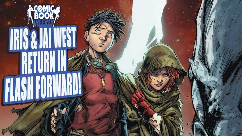 Iris and Jai West Return