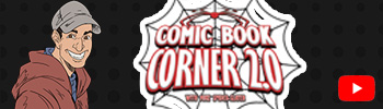 Comic Book Corner 2.0 on YouTube