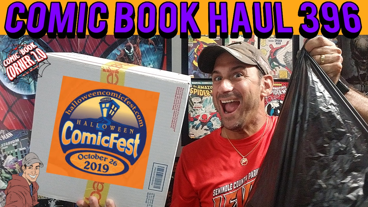 Comic Book Haul