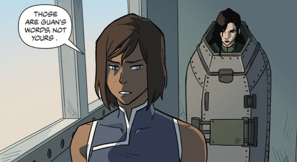 Legend Of Korra Ruins Of The Empire Part 2 (Graphic Novel