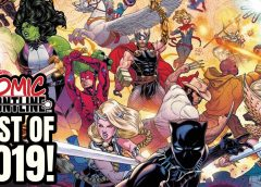 Best Comic Books of 2019 (Cover Artist, Event, One-Shot, Cover) – UPDATED