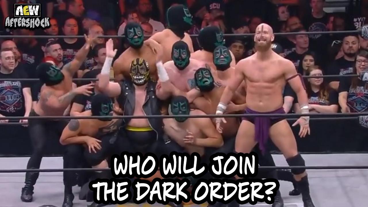 The Dark Order