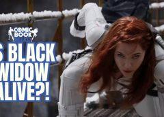 Is Black Widow Alive?   Comic Book Weekly