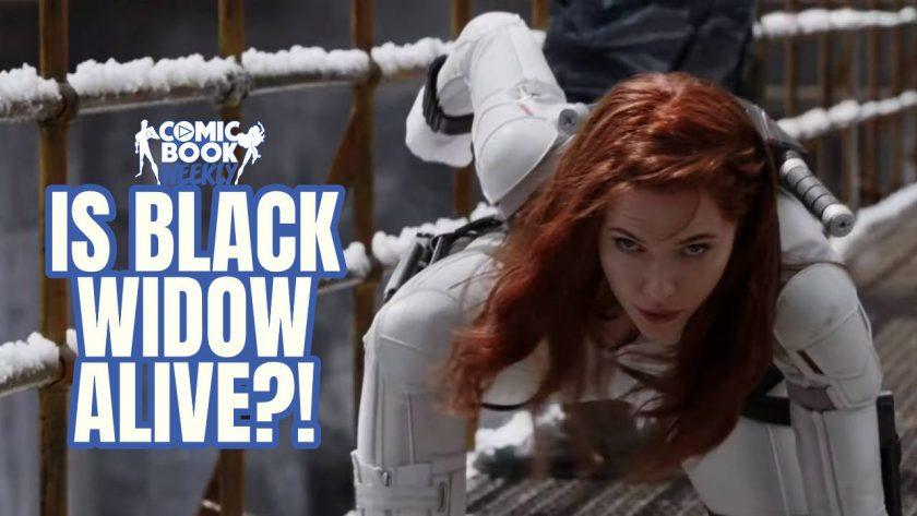 Is Black Widow Alive