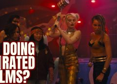 DC Films Making R-Rated Movies?