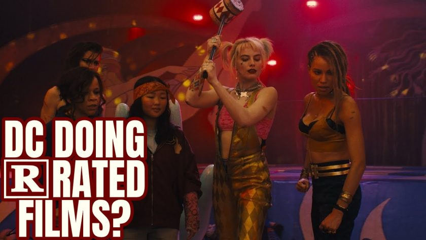 DC Films Doing R-Rated Movies