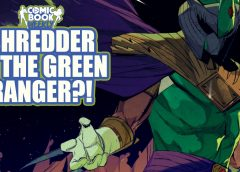 TMNT's Shredder is the New Green Power Ranger?! | Comic Book Weekly
