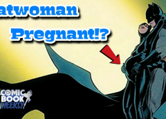 Tom King's Batman/Catwoman – Selina Kyle Pregnant?