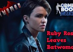 Ruby Rose Leaves Batwoman | Comic Book Weekly
