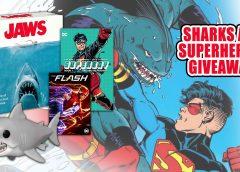 Sharks and Superheroes!