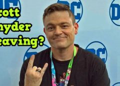 Scott Snyder Moving Away From DC's Main Line | Comic Book Weekly