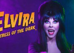 Elvira Gets a Quarantine Special With Kickstarter