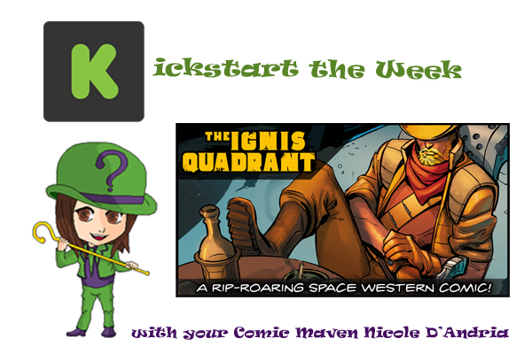 Kickstart the Week The Ignis Quadrant