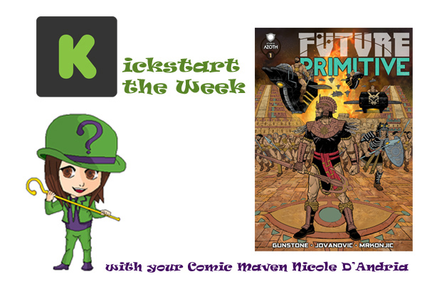Kickstart the Week Future Primitive Mag #1