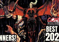 Best Comic Books of 2020 (Winners!)