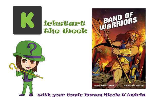 Kickstart the Week Band of Warriors #1