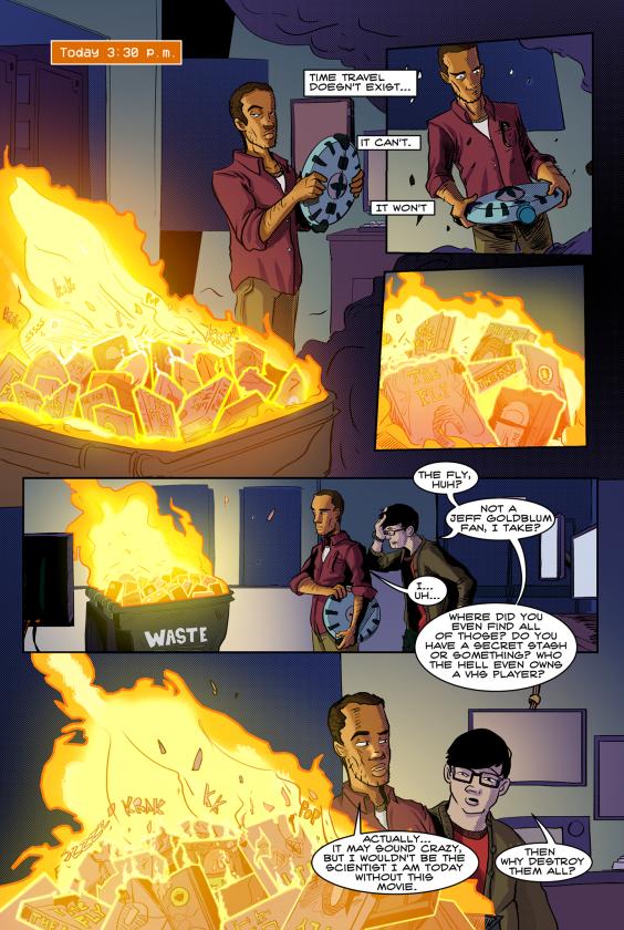 Flyrap Page 1