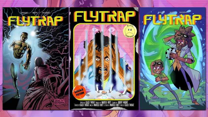 Flytrap Covers