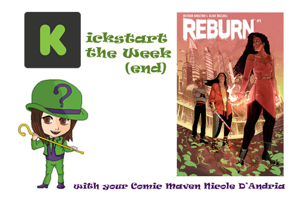Kickstart the Week Reburn #1