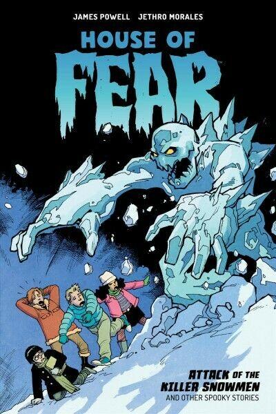 House of Fear Attack of the Killer Snowmen