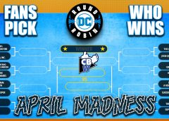 April Madness: Fans Pick DC's Newest Title   Comic Book Weekly