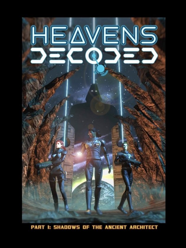 Heavens Decoded Variant Cover