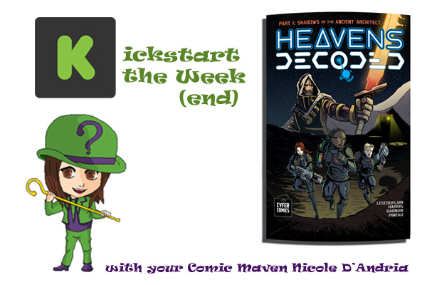 Kickstart the Week Heavens Decoded