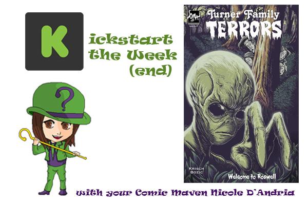 Kickstart the Week Turner Family Terrors #2