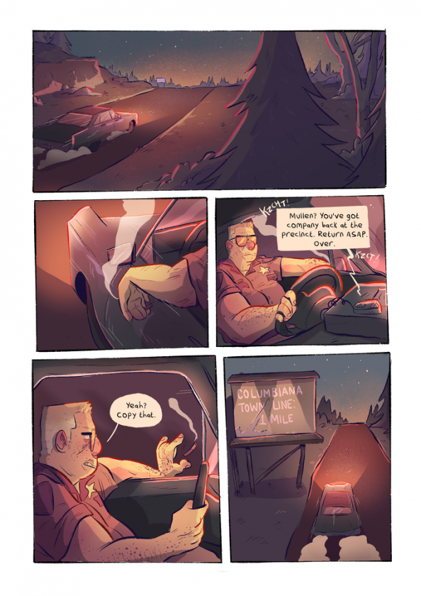 Let Me Out Page 1