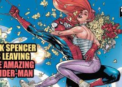 Nick Spencer Leaves The Amazing Spider-Man  Comic Book Weekly