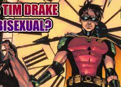 Is Tim Drake Bisexual?   Comic Book Weekly