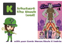 Kickstart the Week(end) with The Disconauts Issue #1
