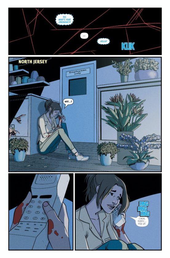 The Deadliest Bouquet Page 1