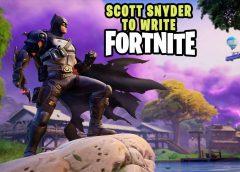 Scott Snyder Writes Fortnite | Comic Book Weekly