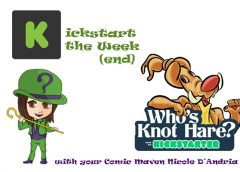 Kickstart the Week(end) with Who's Knot Hare