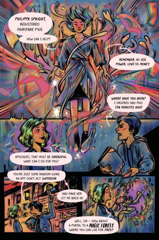 FairyFare #1 Page 2