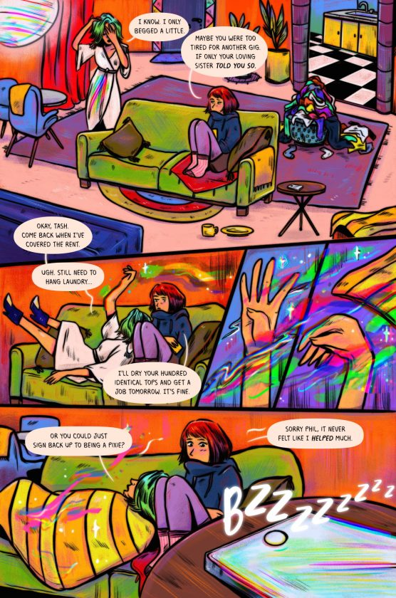 FairyFare #1 Page 6