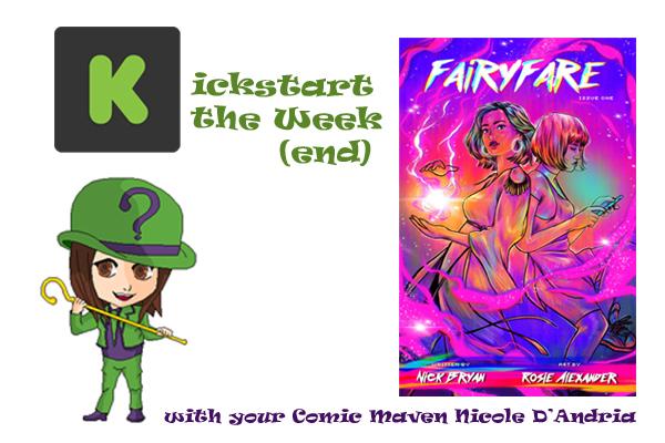 Kickstart the Week(end) with FairyFare #1