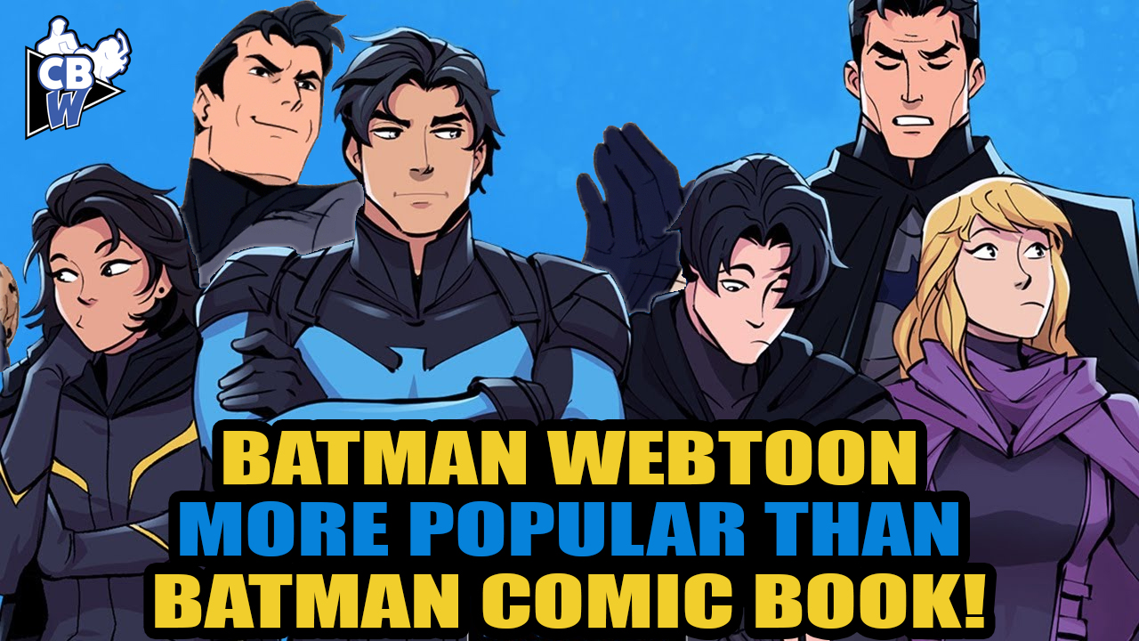 Batman Webtoon
