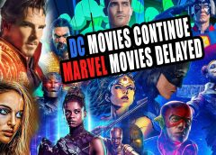 DC Movies Continue, Marvel Movies Delayed! | Comic Book Weekly